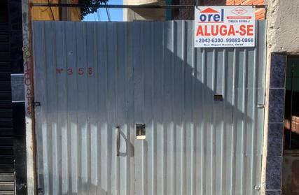 Casa Térrea para Alugar, Vila Santa Inês