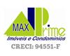 Banner Max Prime Imóveis