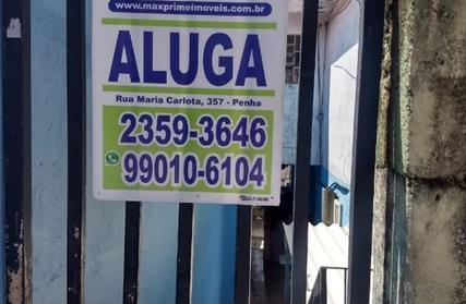 Casa Térrea para Alugar, Vila Centenário