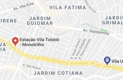 Terreno para Venda, Vila Tolstoi