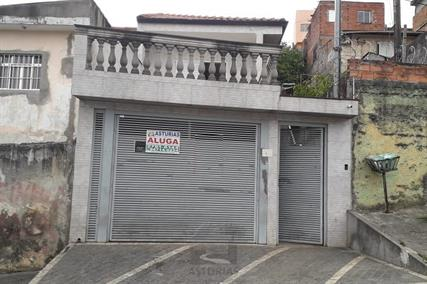 Casa Térrea para Alugar, Vila Rui Barbosa