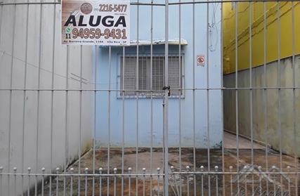 Casa Térrea para Alugar, Parque dos Bancários