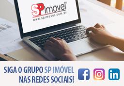 Banner Siga o SP  Imóvel nas Redes Sociais