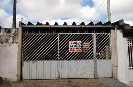 Casa Térrea para Alugar, Parada XV de Novembro
