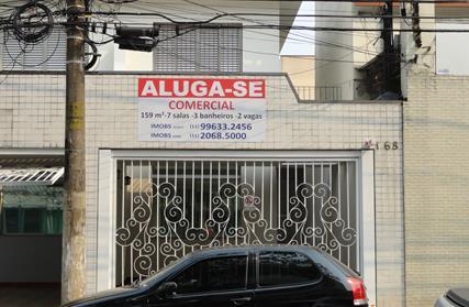 Casa Comercial para Alugar, Parque da Mooca