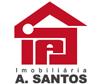 Banner A. Santos Imóveis