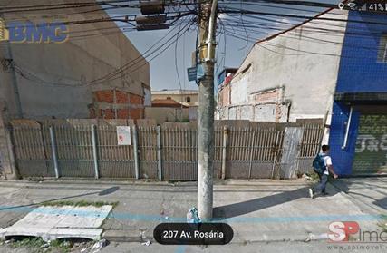 Terreno para Venda, Vila Rosaria