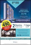 Apartamento - Tatuap�- 339.000,00