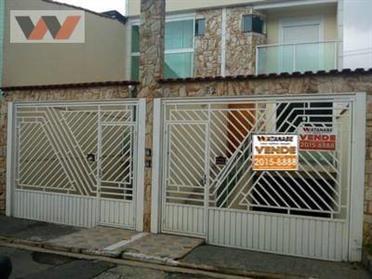 Sobrado para Venda, Jardim Novo Carrão