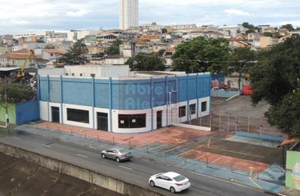 Galpão / Salão para Venda, Jardim Anália Franco