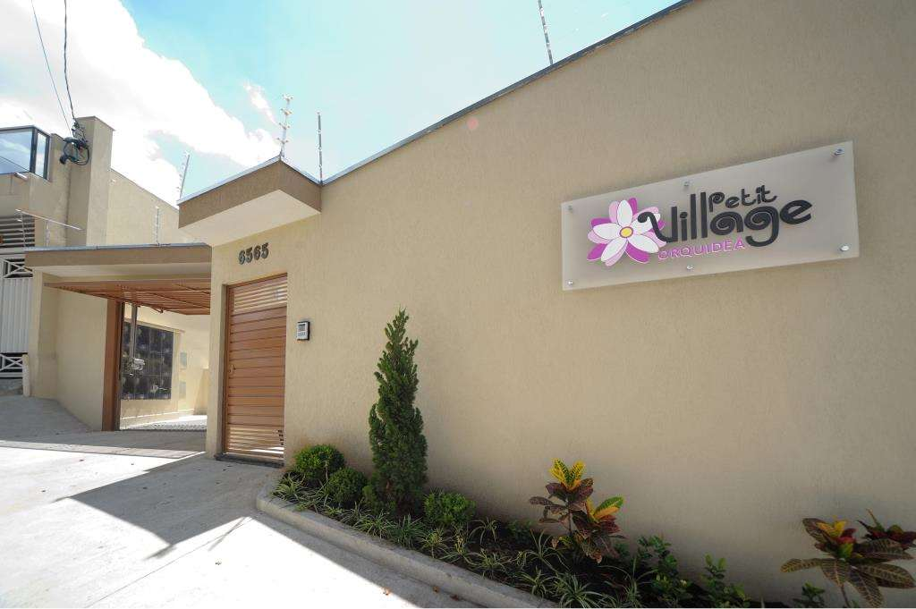 Petit Village Orquídea | Entrada do Condomínio
