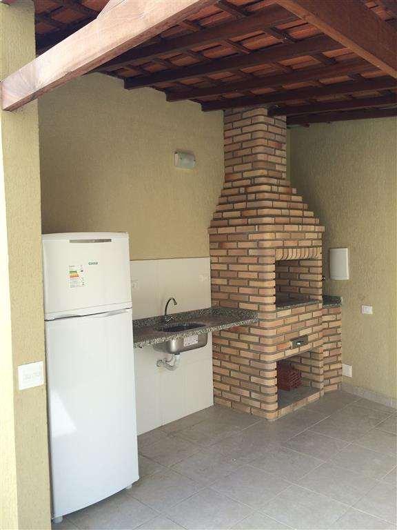 Residencial Lycurgo 118m² | Foto da Churrasqueira