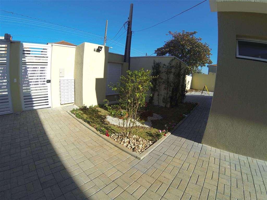 Residencial Lycurgo 118m² | Foto do Jardim de Entrada