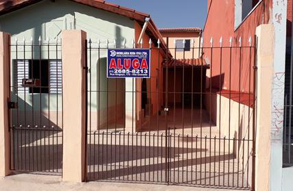 Casa Térrea para Alugar, Vila Esperança