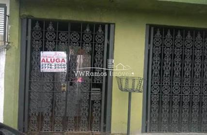 Casa Térrea para Alugar, Vila Mafra