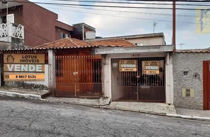 Casa Térrea para Venda, Vila São Nicolau