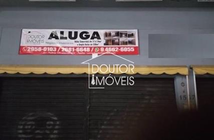 Sala Comercial para Alugar, Vila Paranaguá