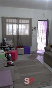 Casa Térrea para Alugar, Jardim Santo André