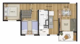 Apartamento - S�o Mateus- 202.000,00