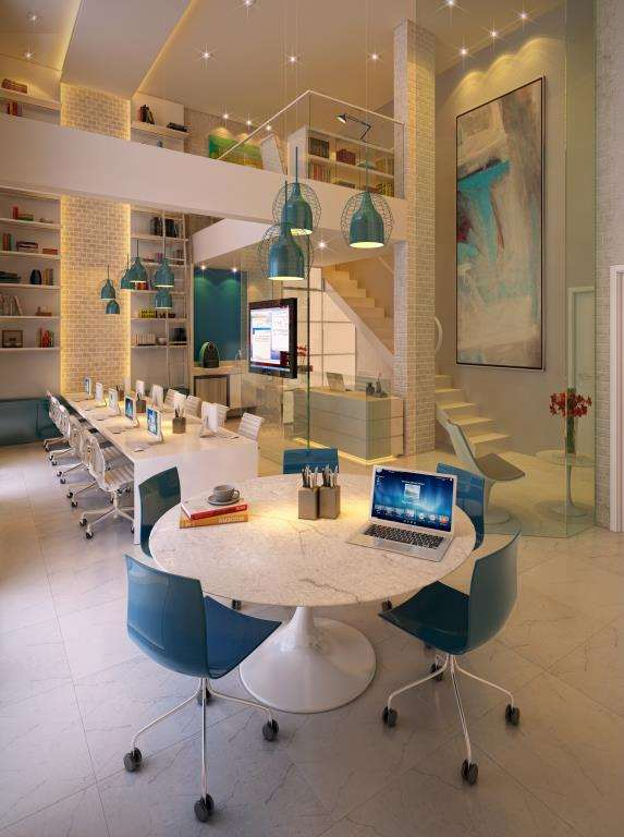 Coletânea Office Square | Duplex