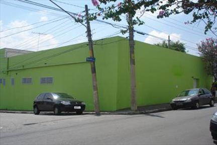Galpão / Salão para Venda, Vila Jacuí