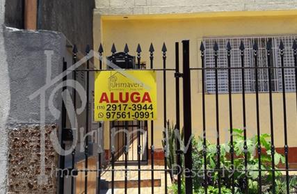 Casa Térrea para Alugar, Vila Macedópolis
