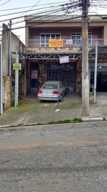 Casa Comercial para Alugar, Burgo Paulista
