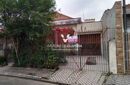 Casa Térrea para Venda, Vila Santo Henrique
