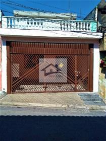 Sobrado para Venda, Vila Rica (Zona Leste)