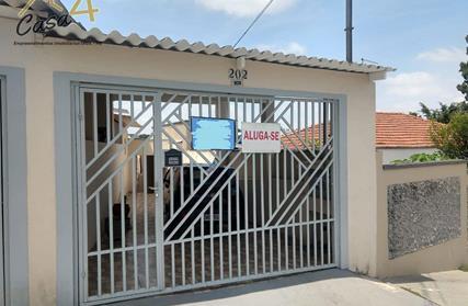 Casa Térrea para Alugar, Vila Frugoli