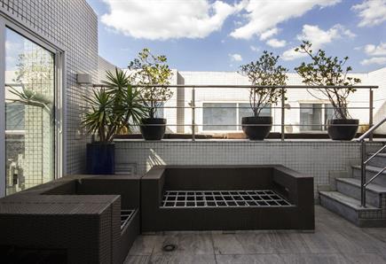 Cobertura para Venda, Jardim Anália Franco