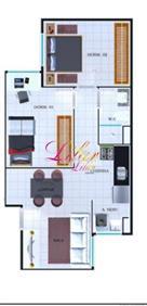 Apartamento para Venda, Cidade A. E. Carvalho