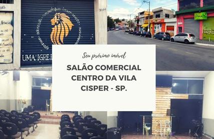 Ponto Comercial para Alugar, Vila Cisper