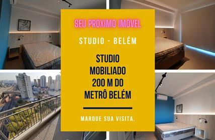 Flat / Studio para Alugar, Belém
