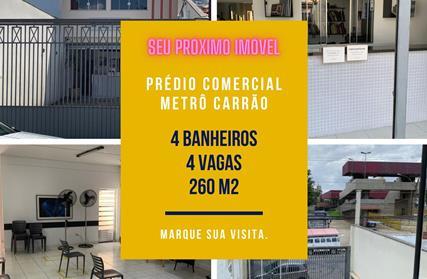 Prédio Comercial para Alugar, Carrão