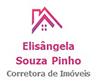 Banner Elisângela Souza Pinho  Corretora de Imóveis