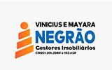 Vinicius e Mayara Negrão Gestores Imobiliários
