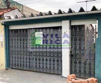 Casa Térrea para Venda, Vila Princesa Isabel