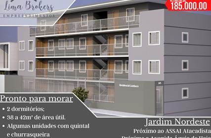 Apartamento para Venda, Jardim São Nicolau