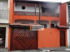 Sobrado / Casa para Venda, Parque São Rafael