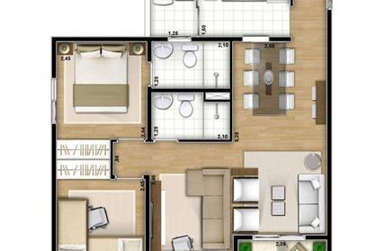 Apartamento para Alugar, Vila Mendes