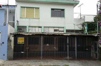 Casa Térrea para Alugar, Vila Santa Clara