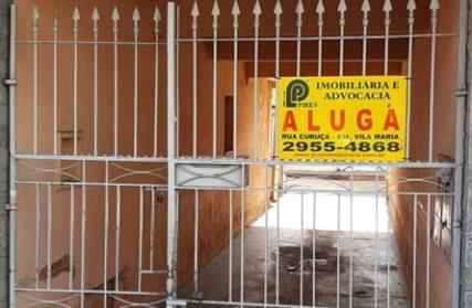 Casa Térrea para Alugar, Jardim Andaraí