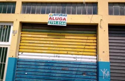 Galpão / Salão para Alugar, Vila Marieta (ZN)