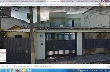 Casa Térrea para Venda, Vila Mariza Mazzei