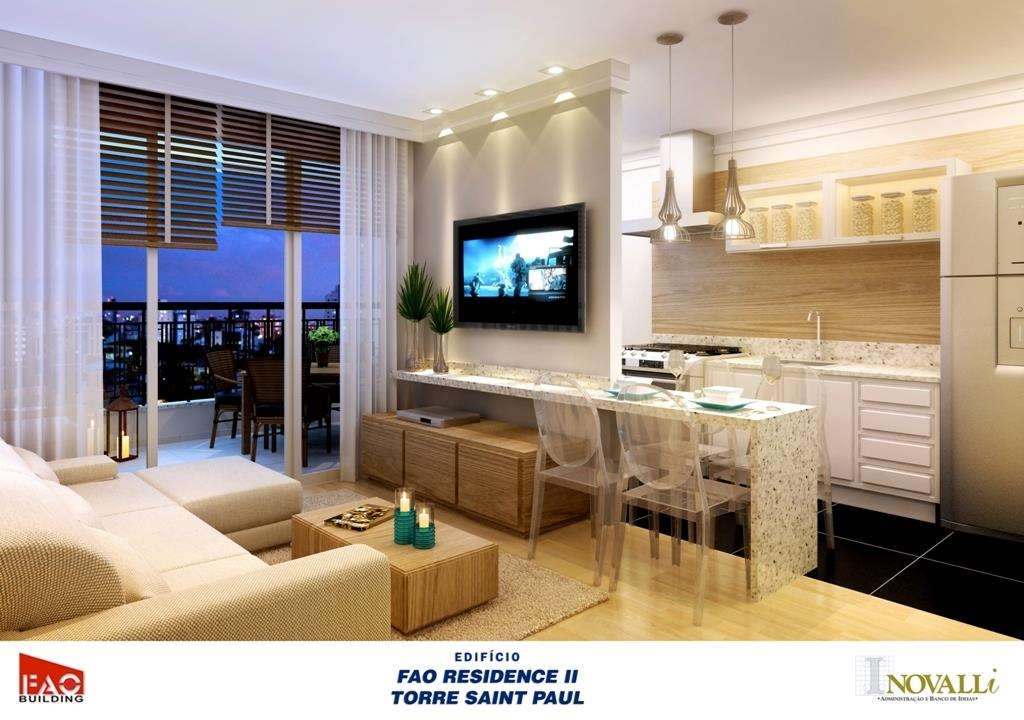 New Prime Fao Residence II | Living Torre Saint Paul