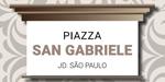 Lançamento  Piazza San Gabriele