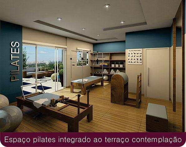 | Perspectiva Artística - Espaço Pilates
