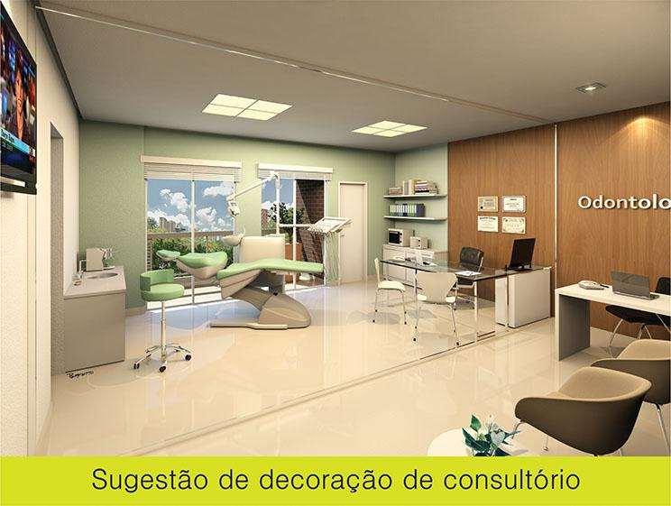 | Perspectiva Artística - Sala Odontologia