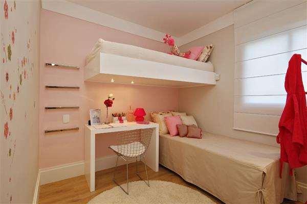 Foto do Dormitório Solteiro